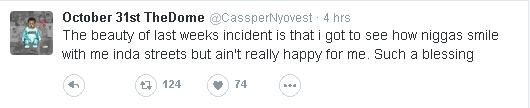 Cassper Speech2