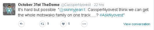 Cassper qna9