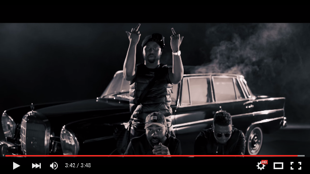 Fuseg Music Video