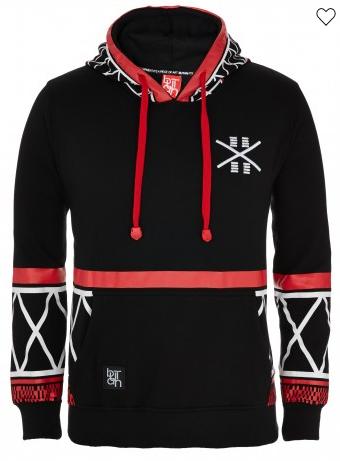 Hooded-Sweater-Multi