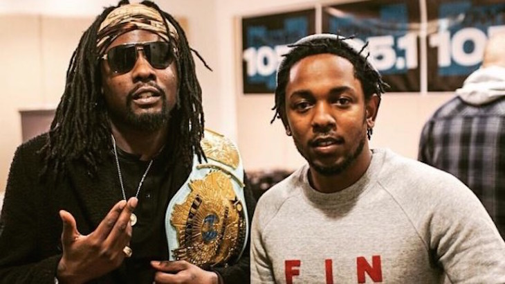 Wale Receives Multiple Certifications From RIAA