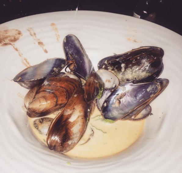 AKA clam