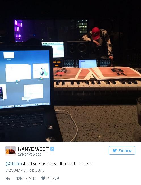 Kanye albumm