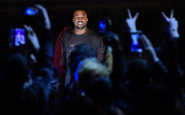 Kanye West 39 S Album Listening Party At Madison Square