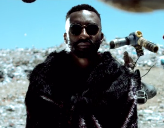 Riky Rick Wins A Loery For His Short Film Exodus