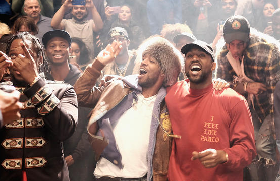 Kanye West Calls Kid Cudi His Brother