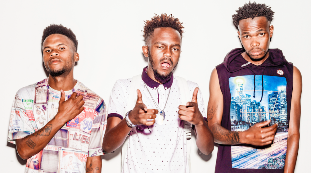Kwesta's Single Is Currently The Most Played Song In South Africa