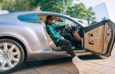 Cassper Nyovest Buys His Second Bentley In 6 Months