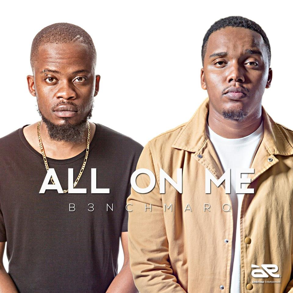 New Release: B3nchmarq - All On Me