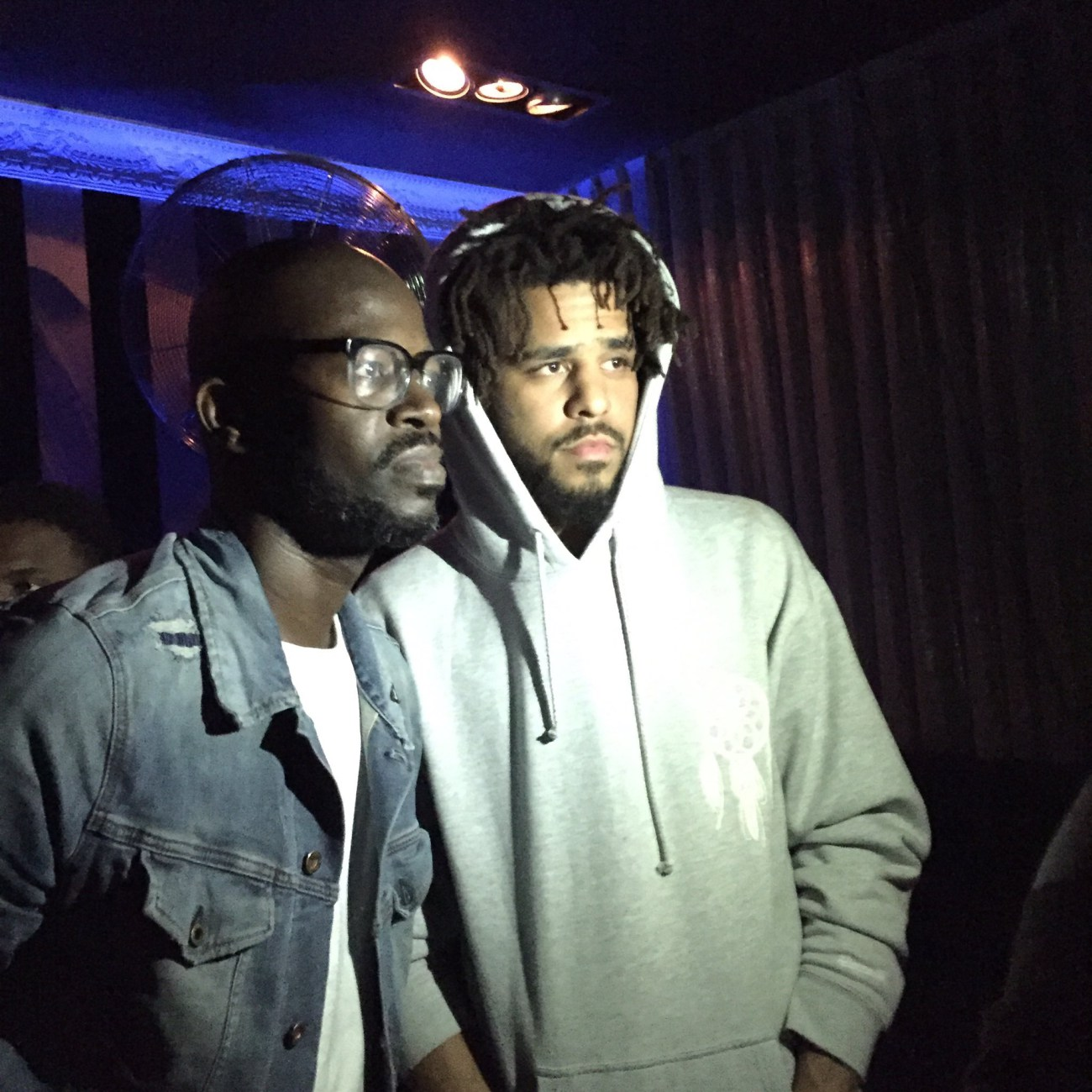 Check Out Snippets Of J.Cole's Electrifying Performance At The Dome