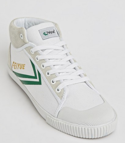 Feiyue Delta Lup White Sneakers