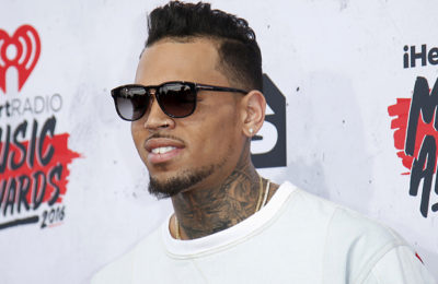 Chris Brown Reacts To His Feature In Kanye West's 'Famous' Music Video