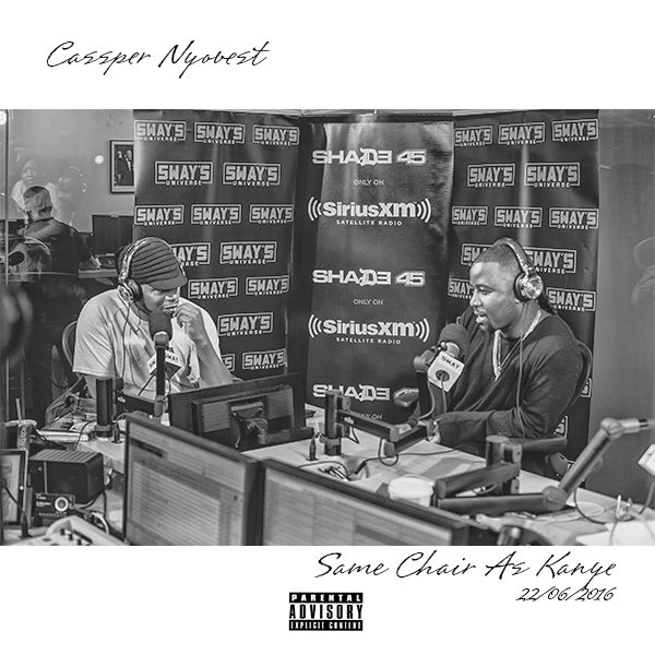 New Release: Cassper Nyovest - Same Chair As Kanye