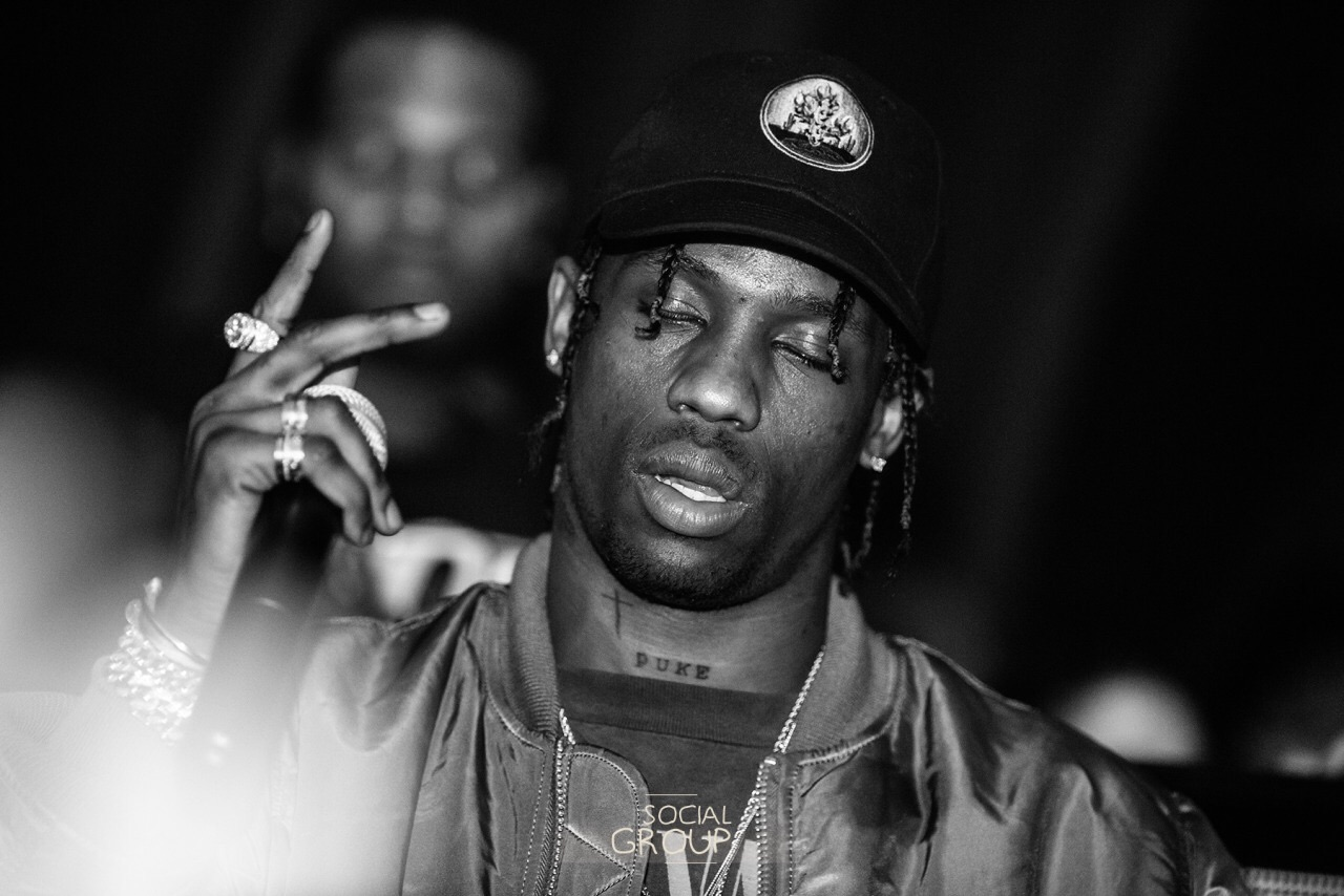 Travi$ Scott's Album Coming Out Within The Week?