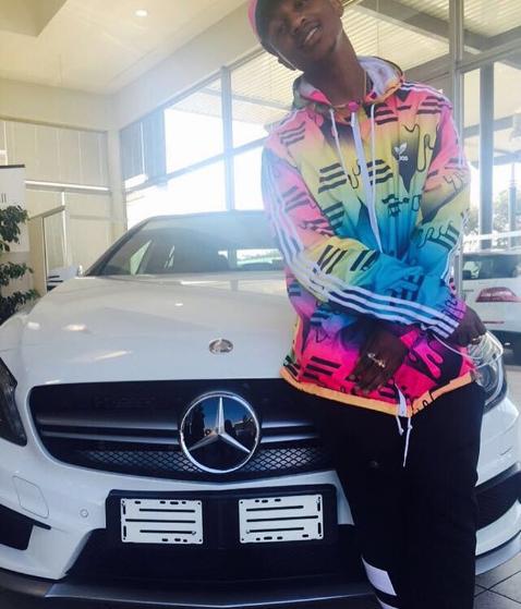 Emtee Buys Himself A Brand New Car - SA Hip Hop Mag