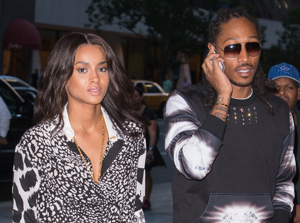 Ciara Is Afraid Future Might Take Her New Man's Life