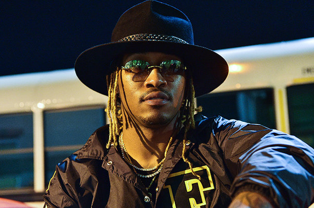 Future addresses his return to music in Rolling Stone cover story.