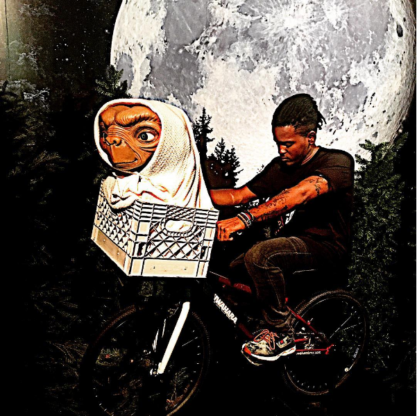 New Release: Aewon Wolf X Sketchy Bongo - E.T Phone Home