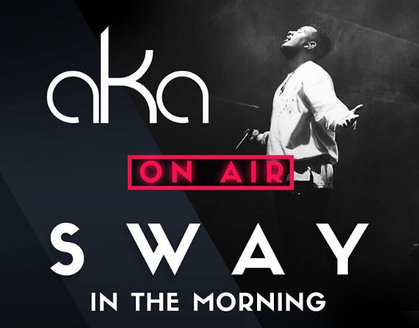 Social Media Reacts To AKA's Sway In The Morning Interview