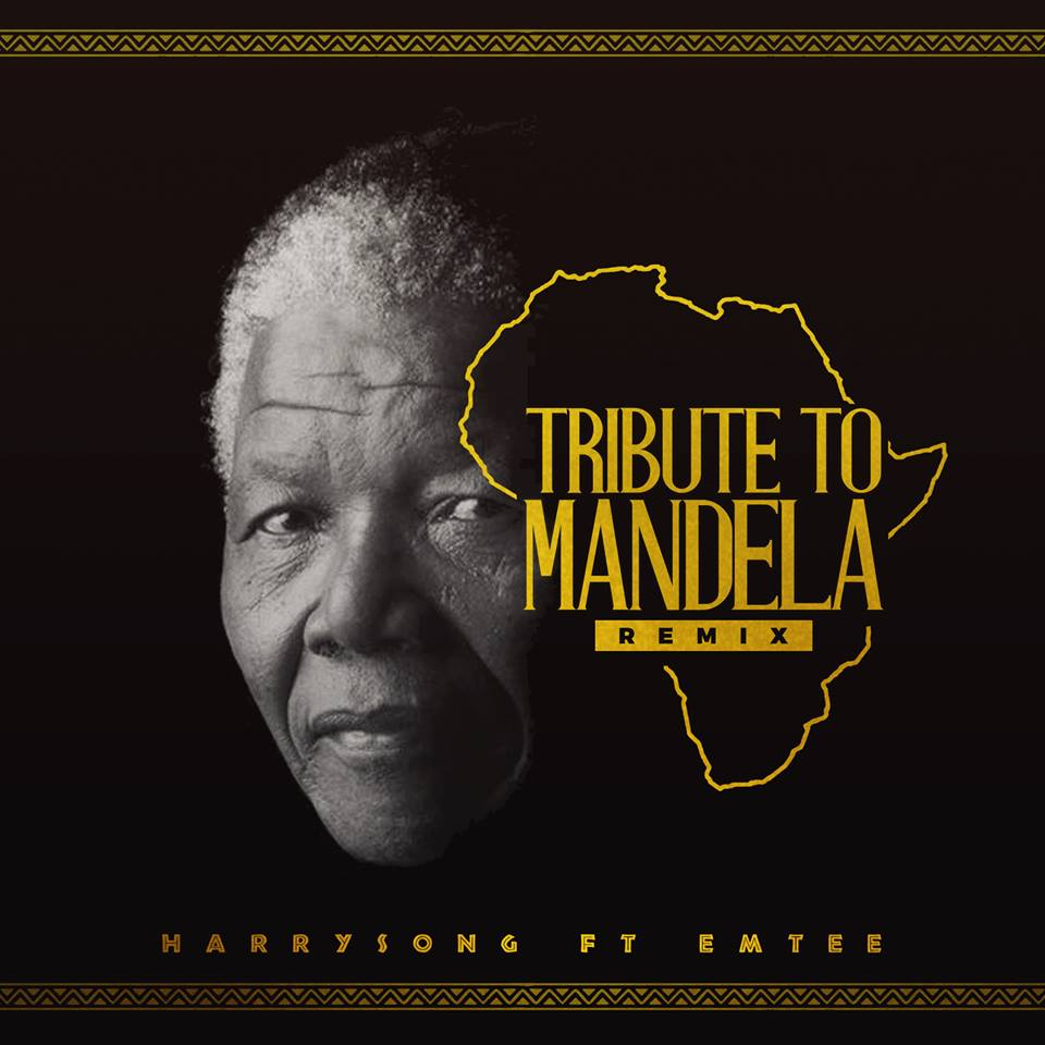 New Release: Harrysong - Mandela [ft Emtee]