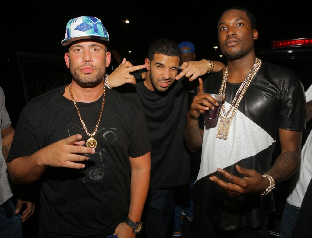 DJ Drama Talks Drake Meek Mill Beef And His Name Being Dragged Into It