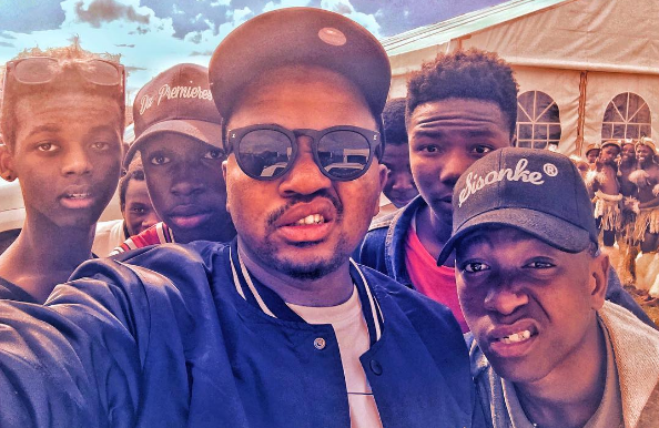 Watch Maraza Expose Fake Promoters Using His Name
