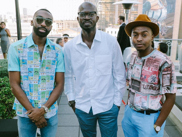 AKA's Road Manager Lays Charges Against Black Coffee