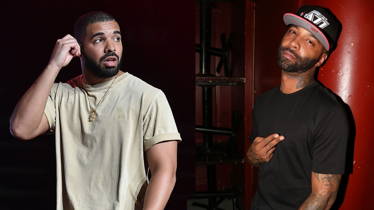 """Everything About Drake's Behavior Is Lame"" Says Joe Budden"