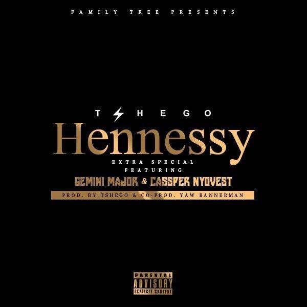 New Release: Tshego - Hennessy [ft Cassper Nyovest, Gemini Major]