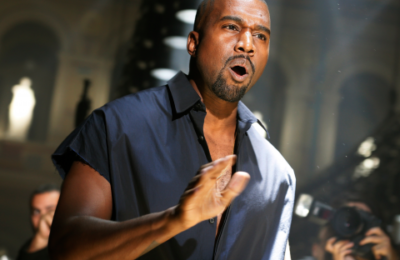 Kanye West Planning On Making A Biopic About Kanye West