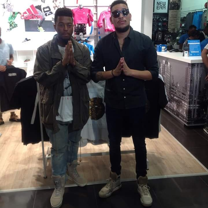 Anatii Makes Peace With AKA And Get's Him On The Artiifact Tour
