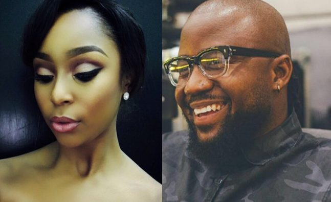 Check Out Cassper Nyovest Spitting Game To Minnie Dlamini