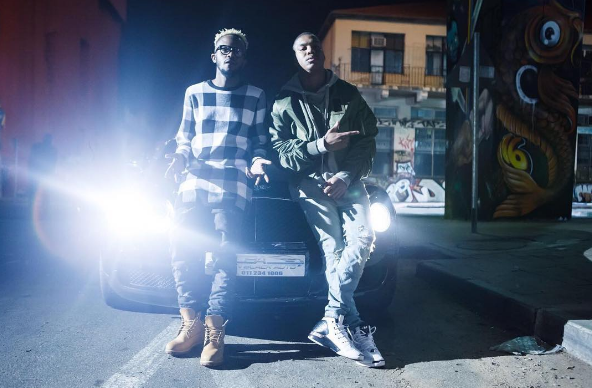 Kwesta Shares A Teaser Of The Mayibabo Video