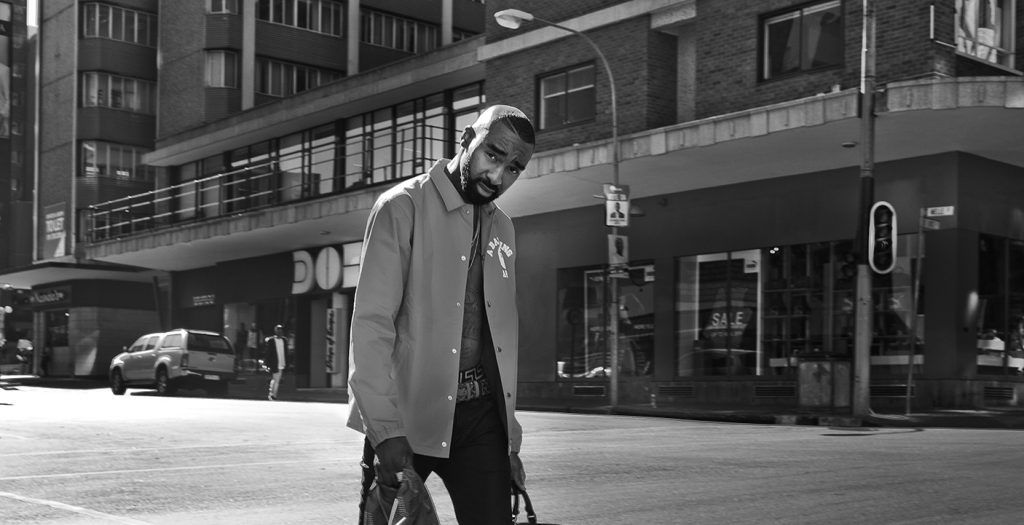 Elle Mag Takes Us Behind The Scenes With Riky Rick