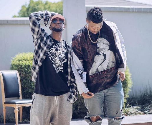 Omarion Currently Shooting New Music Videos In SA
