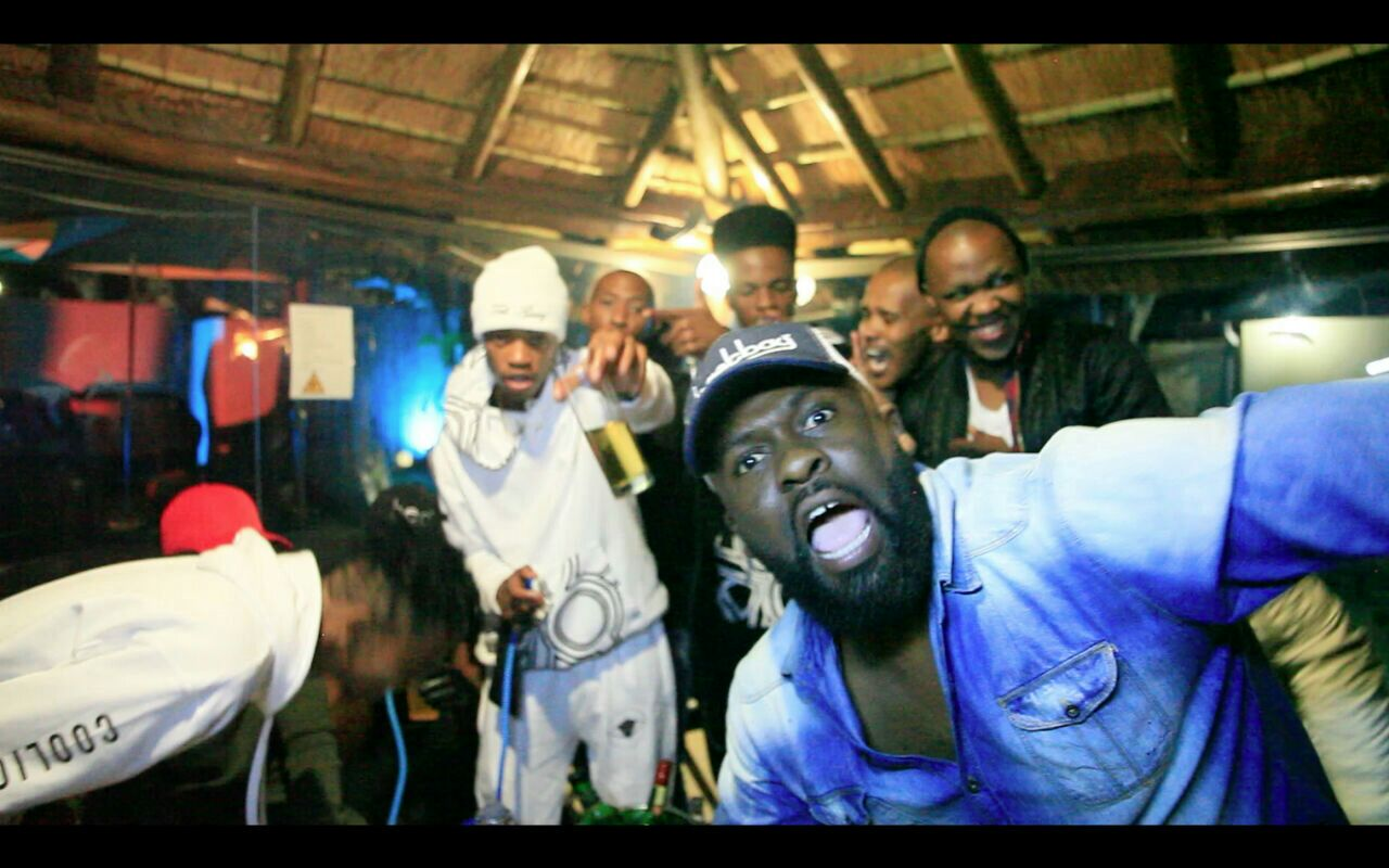 Check Out Blaklez's Behind The Scenes Of The #JimmyComesToJozi