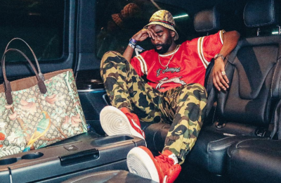 Check Out What Riky Rick Has Been Getting Up To On His European Tour