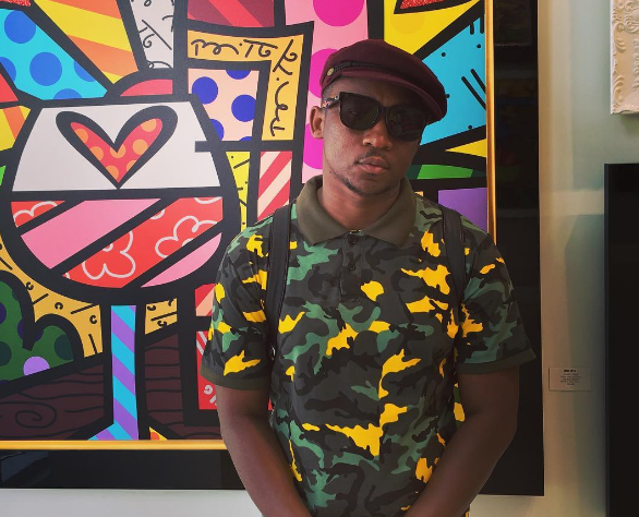 Khuli Chana Announces The 'One Source' E.P Release Date