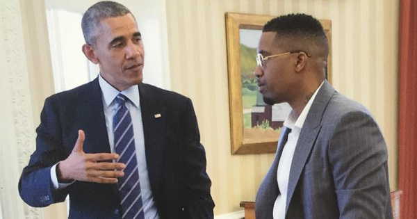 President Obama Threw A White House Party With Hip Hop Music
