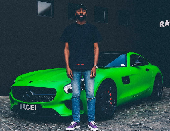 Riky Rick Details How The Best Times With Friends Was When He Was Broke