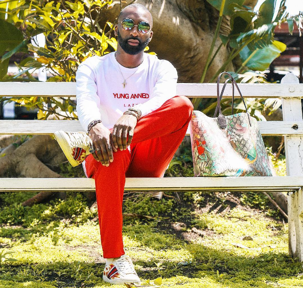 Riky Rick Talks About The First Song He Listens To Everyday & Why