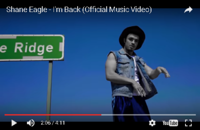 New Release: Shane Eagle - I'm Back Video