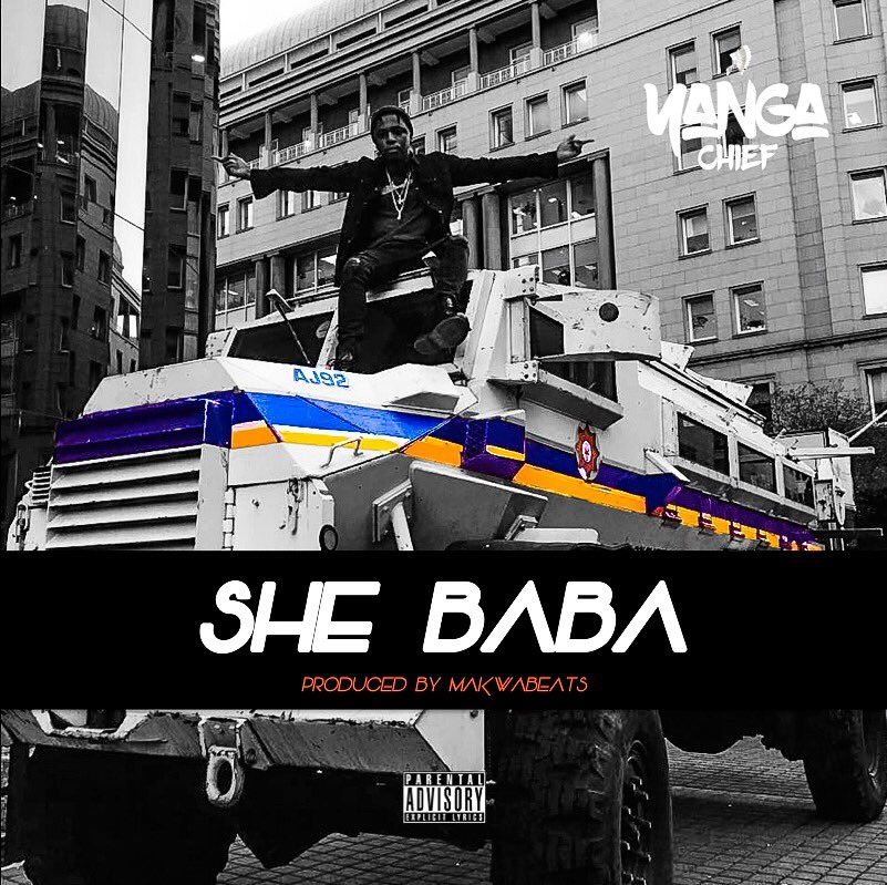 New Release: Yanga - She Baba