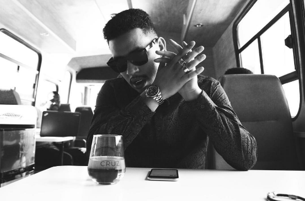 AKA Shares Some Behind The Scenes Footage From His Weekend