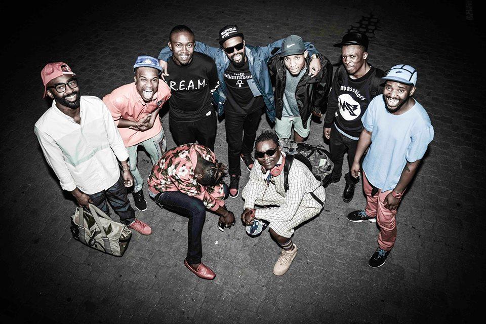 Scoop Makhatini Details Why Boyznbucks Isn't A Group Anymore