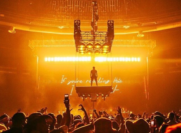 Cassper Nyovest Responds To Americans Saying He Stole Kanye's Stage