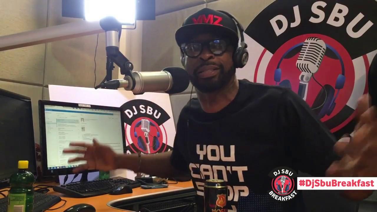 Charlamagne Tha God Responds To DJ Sbu's Comments About Cassper