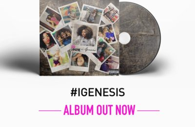 Stream & Download Gigi Lamayne's iGenesis Album