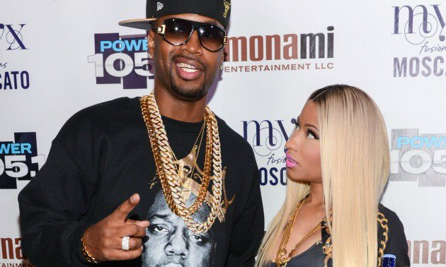 "Meek Mill Played A ""Big Part"" In Nicki Minaj & Safaree's Public Break Up"