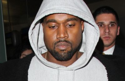 Kanye West Is Recording Music From His Hospital Bed
